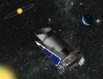 Družice Kepler, autor: NASA