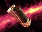 Kosmický dalekohled Spitzer.