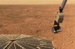 Panorama Marsu ze sondy Phoenix