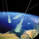 Kosmické záření, autor: Simon Swordy (U. Chicago, NASA)