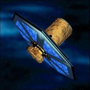 Kresba: kosmický dalekohled Darwin