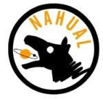 Zajímavé logo projektu Nahual