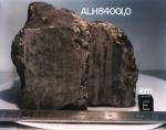 Nejslavnější marťan - ALH84001