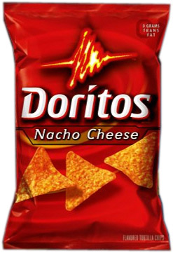 Chipsy Doritos