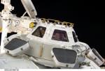 Nový modul Mezinárodní kosmické stanice Cupola.