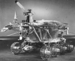 Lunochod 1. Autor: Goddard Spaceflight Center