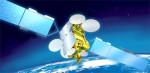 Družice Astra 3B
