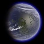 Takto by vypadal Měsíc plný vody