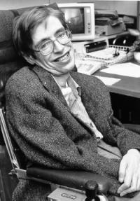 Stephen Hawking, zdroj: Wikipedia