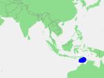 Timorské moře, zdroj: Wikipedia