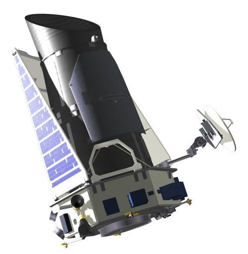 Kosmický dalekohled Kepler