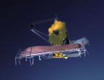 Dalekohled Jamese Webba. Credit: NASA