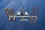 Mezinárodní kosmická stanice. Credit: NASA