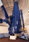 Burrell Schmidt Telescope, Credit: NOAO/AURA/NSF