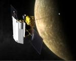 Kosmická sonda Messenger. Credit: NASA