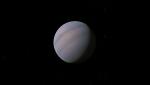 Exoplaneta Gliese 581 d v představách malíře. Autor: Tyrogthekreeper, Wikipedia