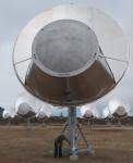 Jedna z antén sítě ATA. Autor: Colby Gutierrez-Kraybill, flickr.com