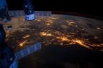 Východ USA z ISS. Credit: NASA