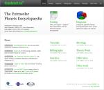 Nová podoba katalogu exoplanet na http://www.exoplanet.eu
