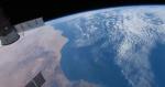 Země z ISS. Credit: NASA