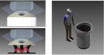 Možné designy pro projekt MASCARA. Credit: Snellen et al.