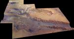 Valles Marineris. Credit: ESA