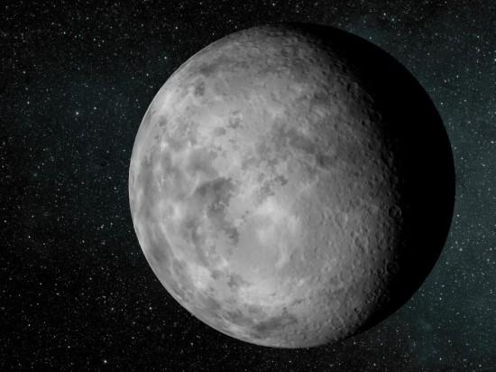 Kepler-37 b v představách malíře. Credit: NASA