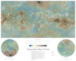 Mapa Venuše od Daniela Macháčka