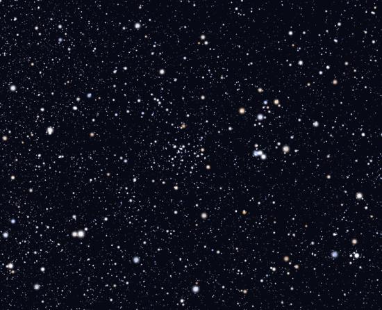 Otevřená hvězdokupa NGC 6811. Credit: Roberto Mura (Wikipedia)
