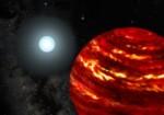 Obří planeta v představách malíře. Credit: Gemini Observatory/AURA