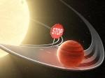 STOP horkému jupiterovi. Credit: NASA/JPL-Caltech