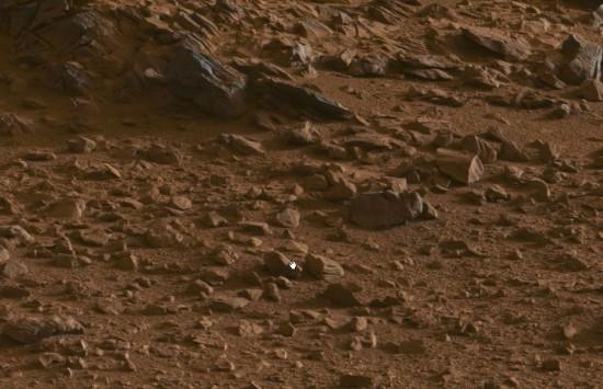 Ukázka.... credit: JPL