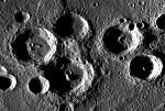 Část mapy, credit: NASA