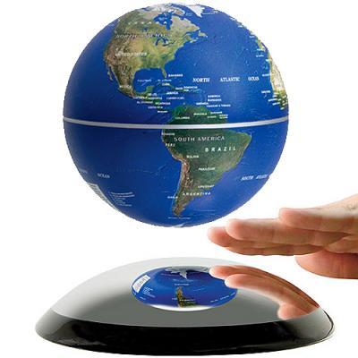 Levitující globus
