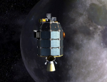 Sonda LADEE, credit: NASA
