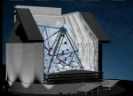 Kolosální dalekohled. Credit: http://www.innovativeoptics.ca/