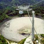 Radioteleskop Arecibo, zdroj: Wikipedia