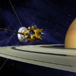 Sonda Cassini, credit: NASA