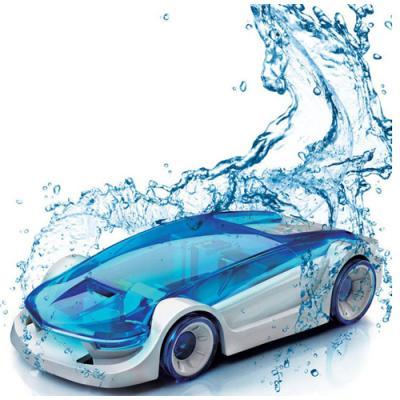 Water car - auto poháněné slanou vodou