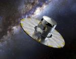 Evropská družice Gaia, credit: ESA