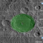 Kráter Lennon na Merkuru.