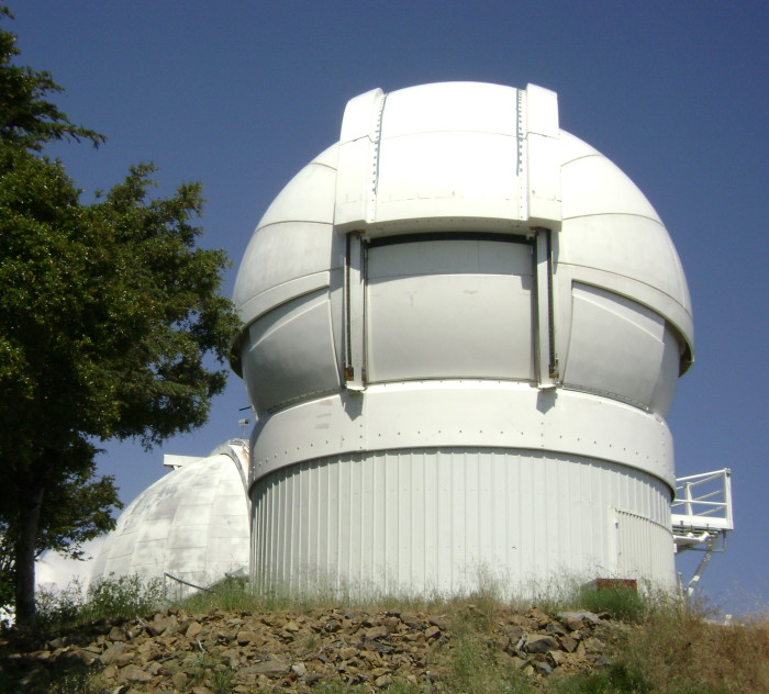 APF (Automated Planet Finder), zdroj: Wikipedia