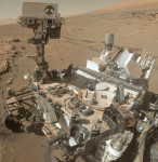 Curiosity v solu 613