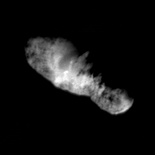 Borrely, sonda Deep Impact v roce 2001