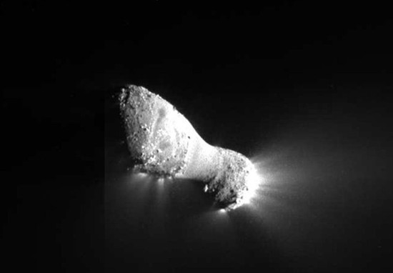 Hartley 2, sonda Deep Impact v roce 2010