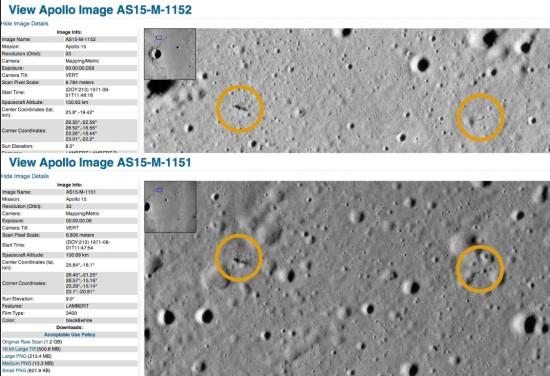 Postav na Měsíci je díky Apollu 15 celá řada.