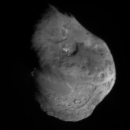 Tempel 1, sonda Deep Impact v roce 2005