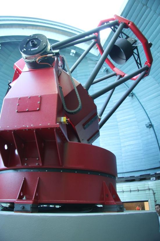 Nový 1,3 m dalekohled