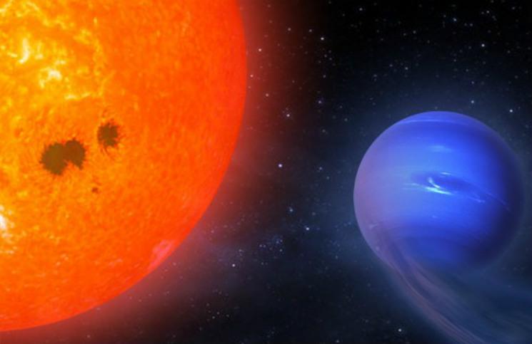 Foto: Rodrigo Luger / NASA