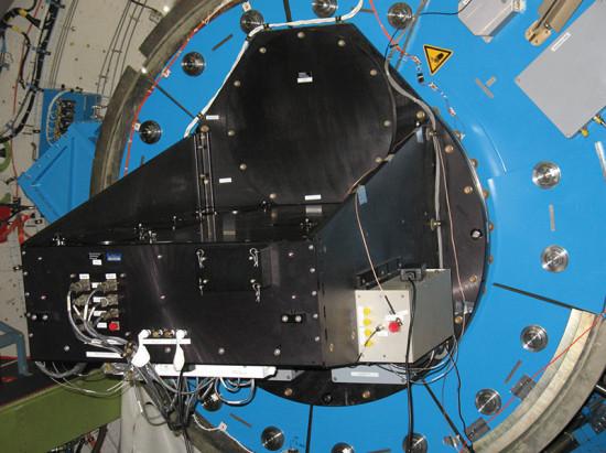 Přístroj HIPO. credit: NASA